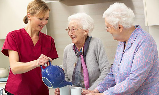 Domiciliary care jobs UK, home care